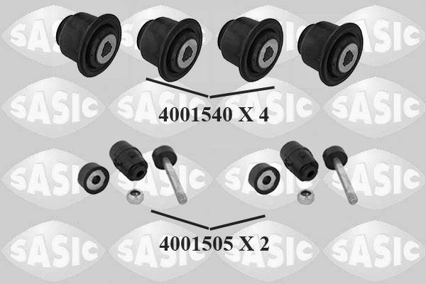 SASIC  7964003S Repair Kit, wheel suspension