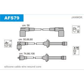 Kit cavi accensione Silicone con OEM Numero 60573733