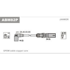 Zündleitungssatz EPDM (Ethylen-Propylen-Dien-Kautschuk), Länge: 280mm, Länge: 460mm, Länge 3: 600mm, Länge 4: 660mm mit OEM-Nummer 06A 905 409L