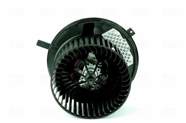 Lüftermotor NISSENS 87072 5707286378544