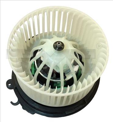 TYC  505-0001 Innenraumgebläse Spannung: 13,5V, Nennleistung: 339W