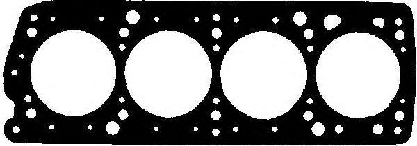 GLASER  H00427-00 Dichtung, Zylinderkopf