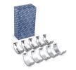 Kurbelwellenlagerschale für VW TOURAN (1T1, 1T2) 1.9 TDI 105 PS ab Baujahr 08.2003 KOLBENSCHMIDT Kurbelwellenlager (77553610) für