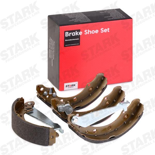Bremsbacken & Bremsbackensatz STARK SKBS-0450001 Erfahrung
