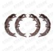 Handbrake TOYOTA RAV 4 II (CLA2_, XA2_, ZCA2_, ACA2_) 2002 year 7771362 STARK Rear Axle, without lever