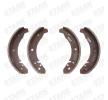 STARK Hinterachse, Ø: 230mm, ohne Hebel SKBS0450023