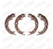 Emergency brake kit STARK 7771407 Rear Axle, without lever