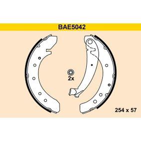 Bremsbackensatz Art. Nr. BAE5042 120,00€