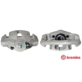 Bremssattel Ø: 60mm, Bremsscheibendicke: 30mm mit OEM-Nummer 34116766557