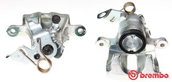 BREMBO  F 24 080 Bremssattel Ø: 38mm, Bremsscheibendicke: 10mm, Ø: 38mm