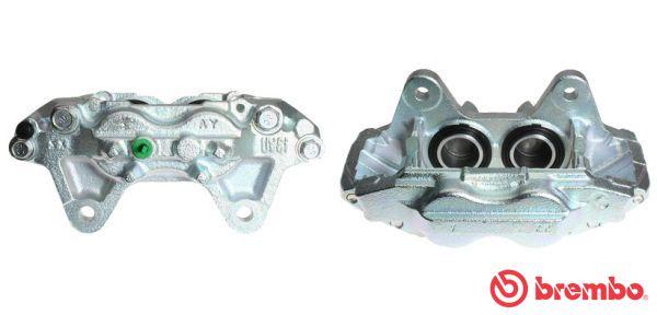 BREMBO  F 54 119 Bremssattel Ø: 45mm, Bremsscheibendicke: 28mm, Ø: 45mm