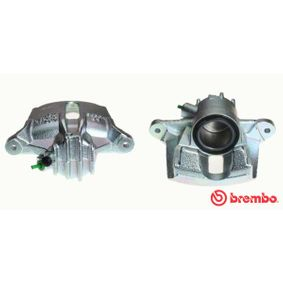 Bremssattel Ø: 54mm, Bremsscheibendicke: 20,4mm mit OEM-Nummer 4400P2