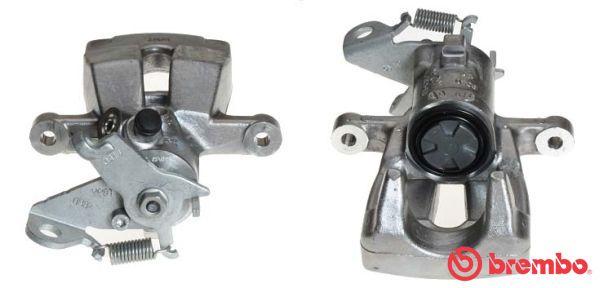 BREMBO  F 68 101 Bremssattel Ø: 34mm, Bremsscheibendicke: 8mm, Ø: 34mm