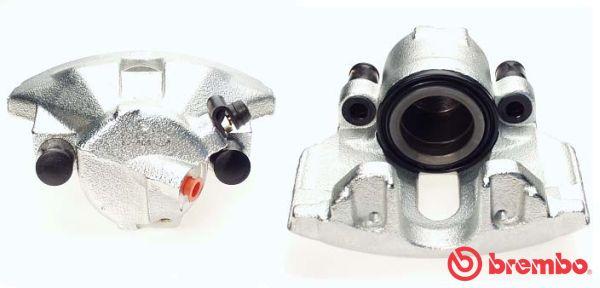 BREMBO  F 85 132 Bremssattel Ø: 57mm, Bremsscheibendicke: 25mm, Ø: 57mm