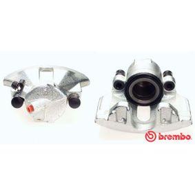 BREMBO  F 85 133 Bremssattel Ø: 57mm, Bremsscheibendicke: 25mm