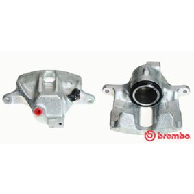 BREMBO Bremssattel F 85 168 für AUDI A4 (8E2, B6) 1.9 TDI ab Baujahr 11.2000, 130 PS