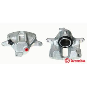 BREMBO Bremssattel F 85 169 für AUDI A4 (8E2, B6) 1.9 TDI ab Baujahr 11.2000, 130 PS