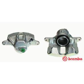Bremssattel Ø: 54mm, Bremsscheibendicke: 25mm mit OEM-Nummer 6N0615124E