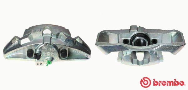 BREMBO  F 85 204 Bremssattel Ø: 57mm, Bremsscheibendicke: 26mm, Ø: 57mm