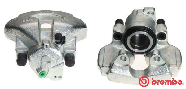 BREMBO  F 85 207 Bremssattel Ø: 57mm, Bremsscheibendicke: 26mm, Ø: 57mm