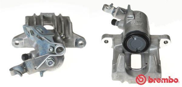 BREMBO  F 85 220 Bremssattel Ø: 38mm, Bremsscheibendicke: 10mm, Ø: 38mm