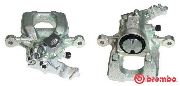 BREMBO  F 85 291 Bremssattel Ø: 38mm, Bremsscheibendicke: 10mm, Ø: 38mm