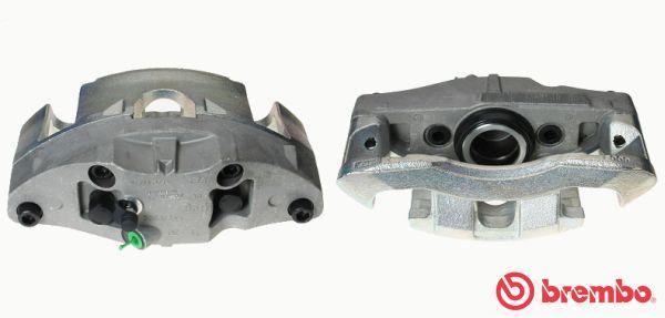 BREMBO  F 86 080 Bremssattel Ø: 60mm, Bremsscheibendicke: 28mm