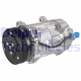 Kompressor, Klimaanlage TSP0159058 Golf 4 Cabrio (1E7) 1.6 Bj 1999