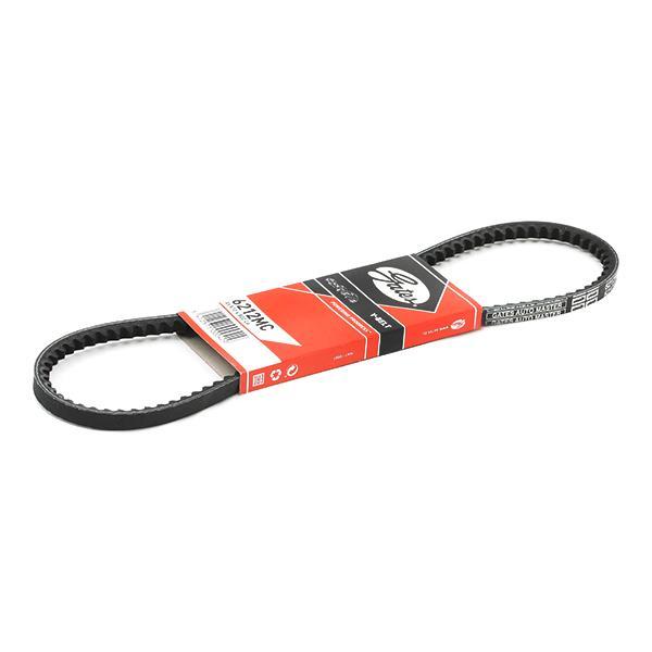 Keilriemen 6212MC GATES 853216212 in Original Qualität