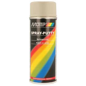 Korrosionsschutzmittel MOTIP 04062 für Auto (Spritzspachtel 400, Inhalt: 400ml)
