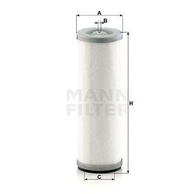 Filter, Innenraumluft Länge: 295mm, Breite: 212mm, Höhe: 57mm mit OEM-Nummer H 260 810 140 200