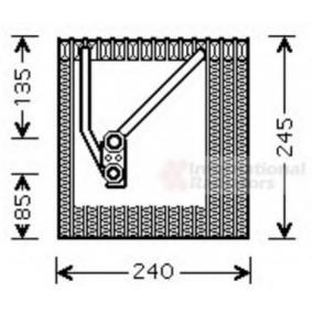 Výparník, klimatizace 5800V242 Octa6a 2 Combi (1Z5) 1.6 TDI rok 2010