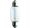 OEM Lâmpada, luz de chapa de matrícula 13807CP de PHILIPS para VW