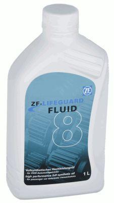ZF Parts LifeguardFluid 8, ZF LifeguardFluid 8 8704 002 Getriebeöl