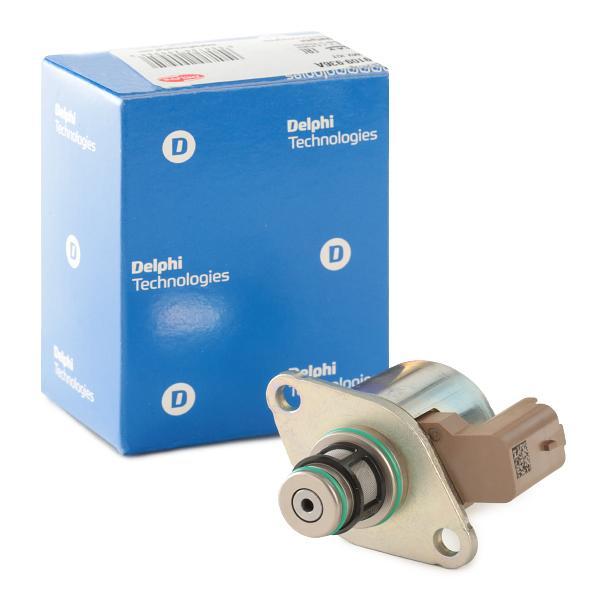 Supapa control presiune combustibil DELPHI 9109-936A cunoștințe de specialitate