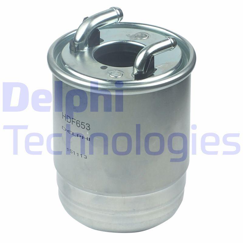 DELPHI  HDF653 Fuel filter
