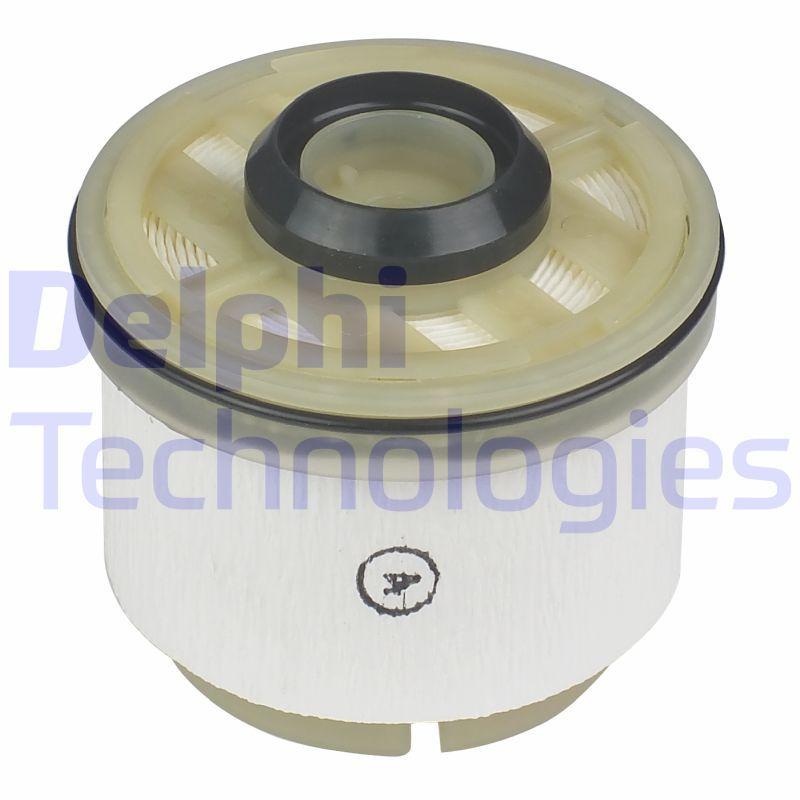 DELPHI  HDF657 Fuel filter