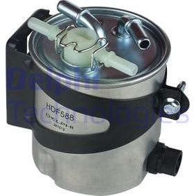 Fuel filter with OEM Number 7701062436