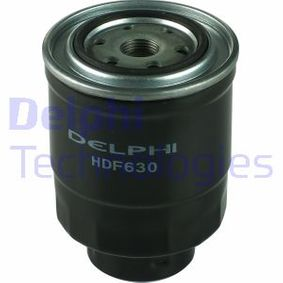 Fuel filter with OEM Number 23390-26140