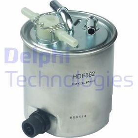 Fuel filter with OEM Number 16400JX51A