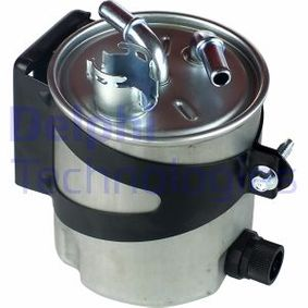 Fuel filter with OEM Number 7701 062 436