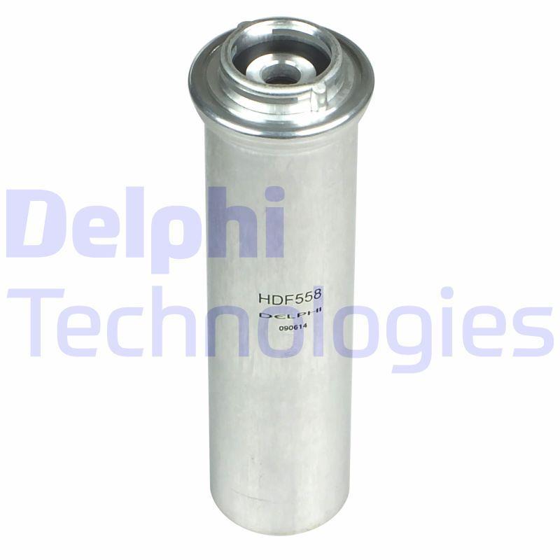 DELPHI  HDF558 Fuel filter
