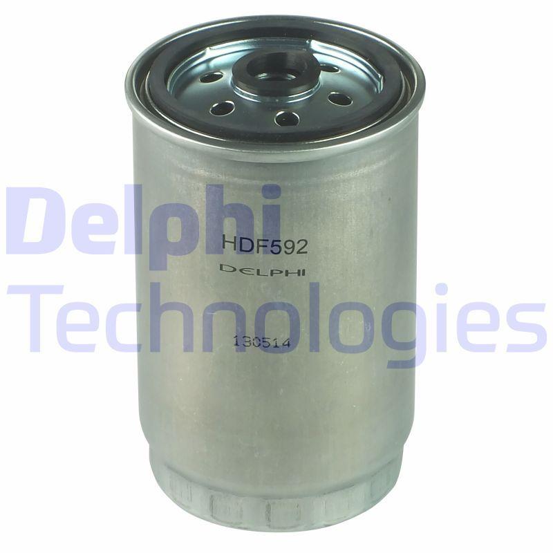 DELPHI  HDF592 Fuel filter
