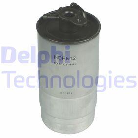 Kraftstofffilter HDF542 5 Touring (E39) 525d 2.5 Bj 2000