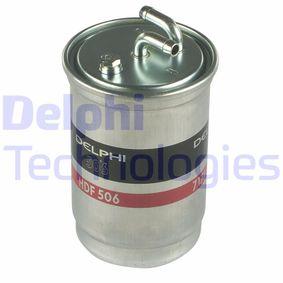 Горивен филтър HDF506 25 Хечбек (RF) 2.0 iDT Г.П. 2004