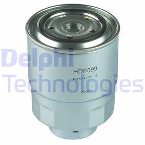 Üzemanyagszűrő HDF599
