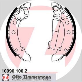 Bremsbackensatz Breite: 31mm mit OEM-Nummer 171 609 525A