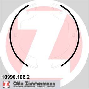Bremsbackensatz, Feststellbremse 10990.106.2 X5 (E53) 3.0 d Bj 2004