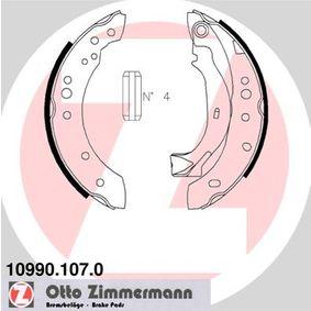 Bremsbackensatz Breite: 39mm mit OEM-Nummer 4242.01
