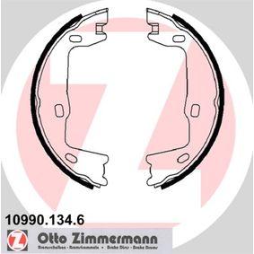 Bremsbackensatz, Feststellbremse Breite: 25mm mit OEM-Nummer 90 509 606